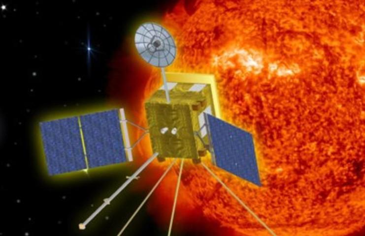 Il Solar Orbiter nel render di un artista