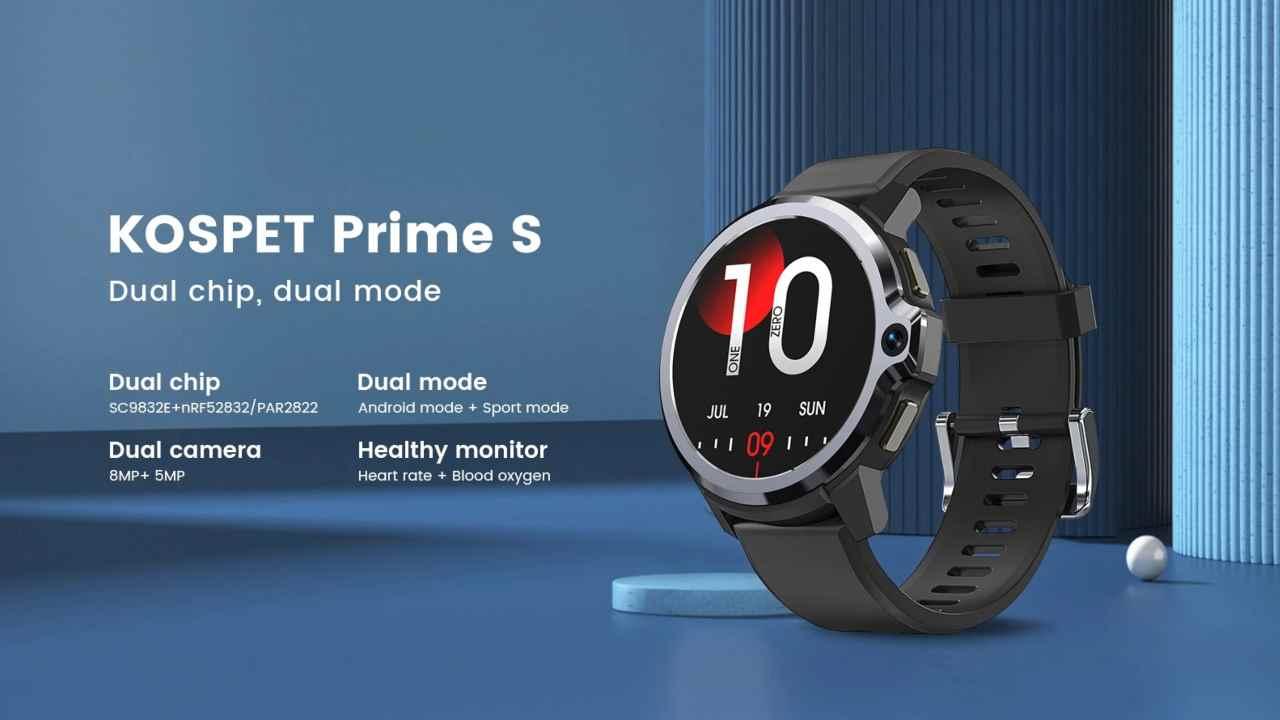 Nuovo smartwatch KOSPET