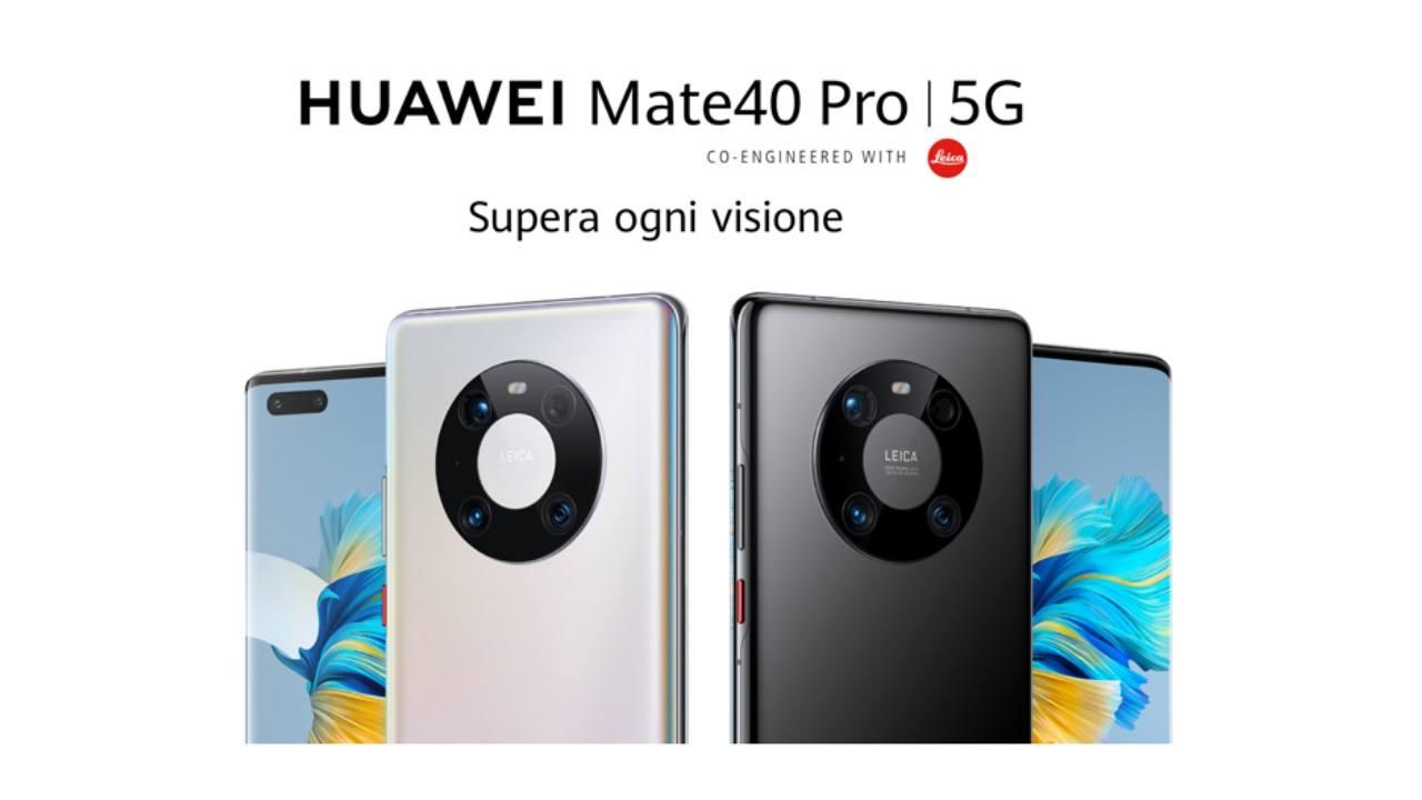 Smartphone Mate 40 Pro 5G