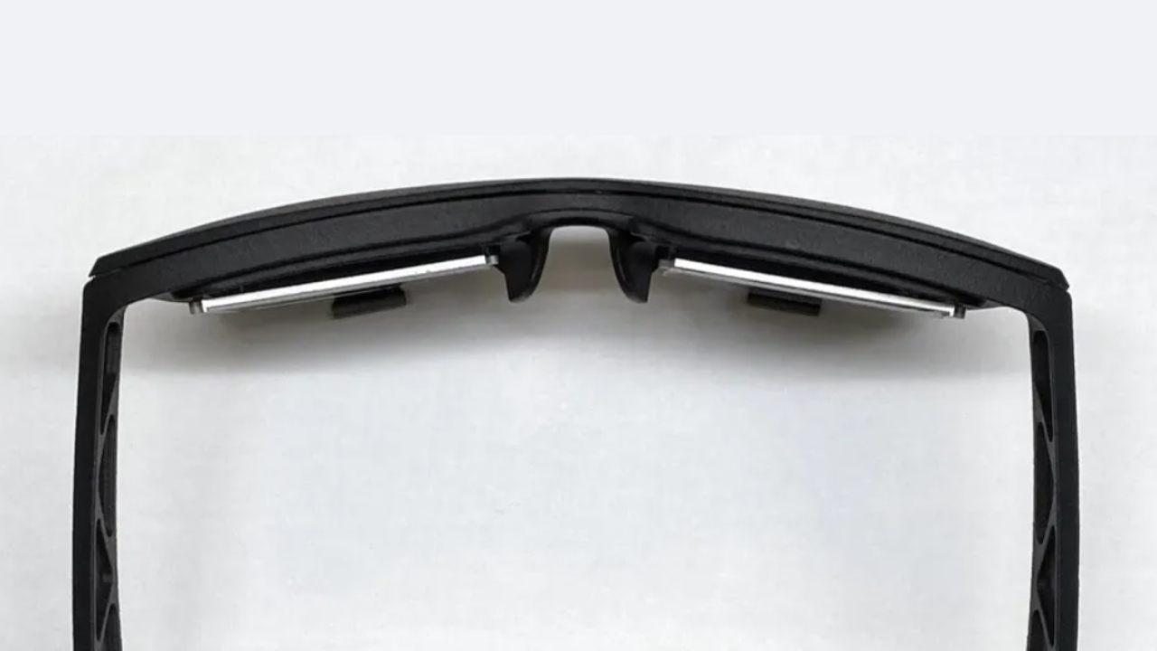 Forma ad occhiali