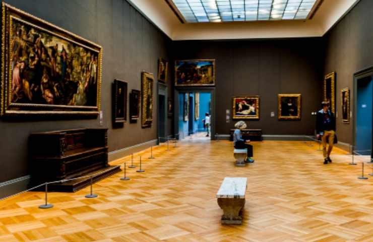 Musei chiusi lockdown