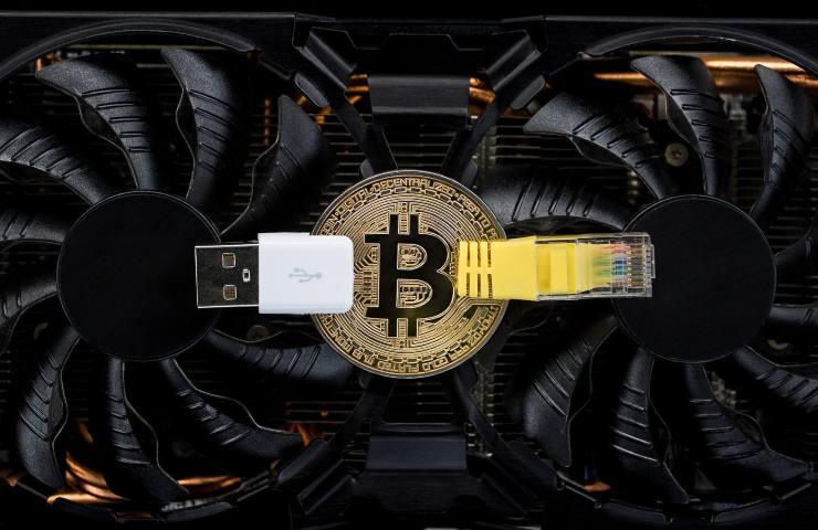 Musk bitcoin Blockchain