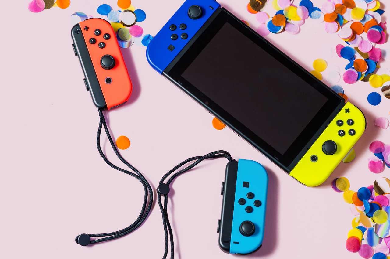 Nintendo Switch (Adobe Stock)