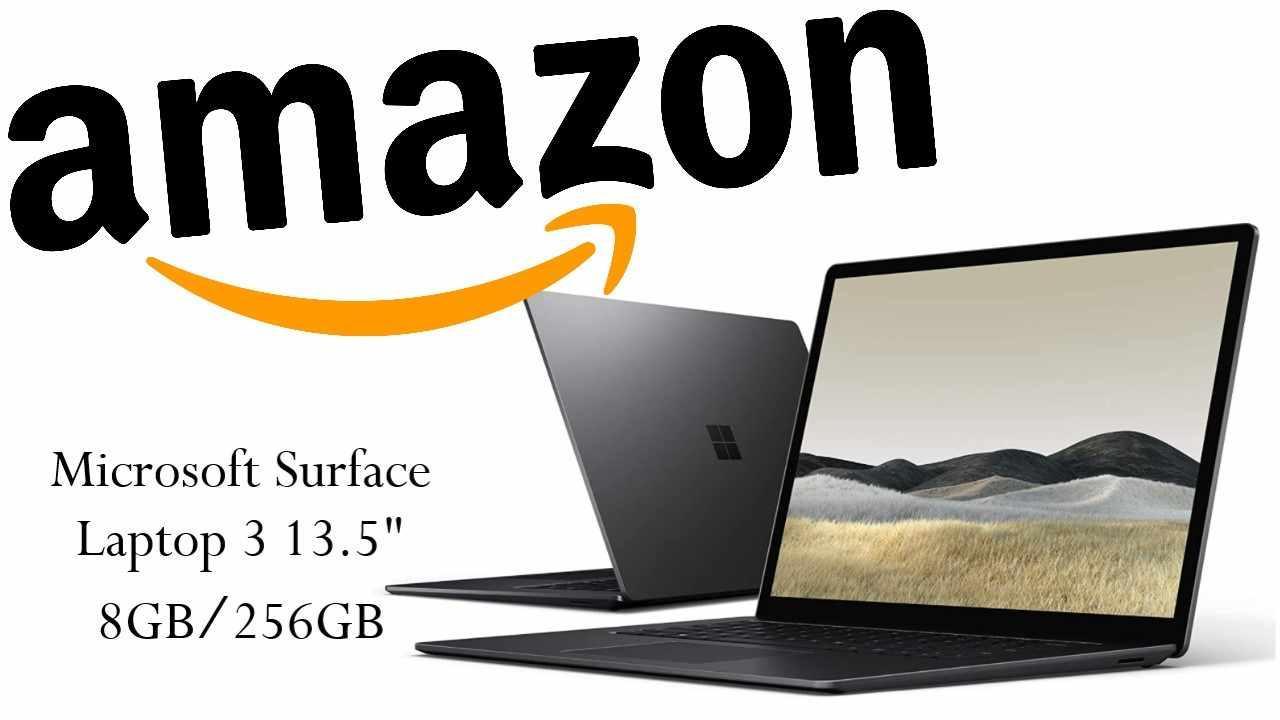 Sconto su Surface Laptop 3