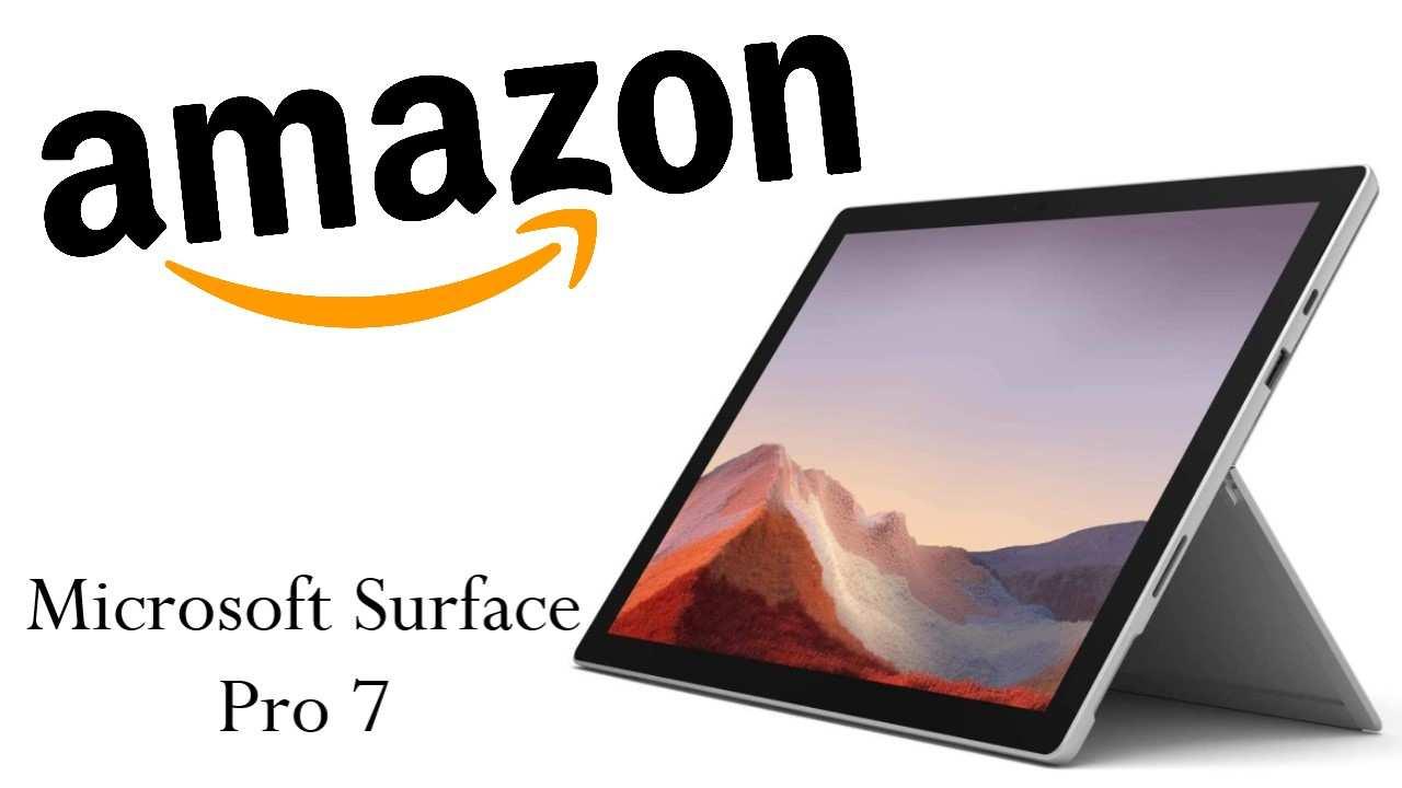 Sconto su Surface Pro 7