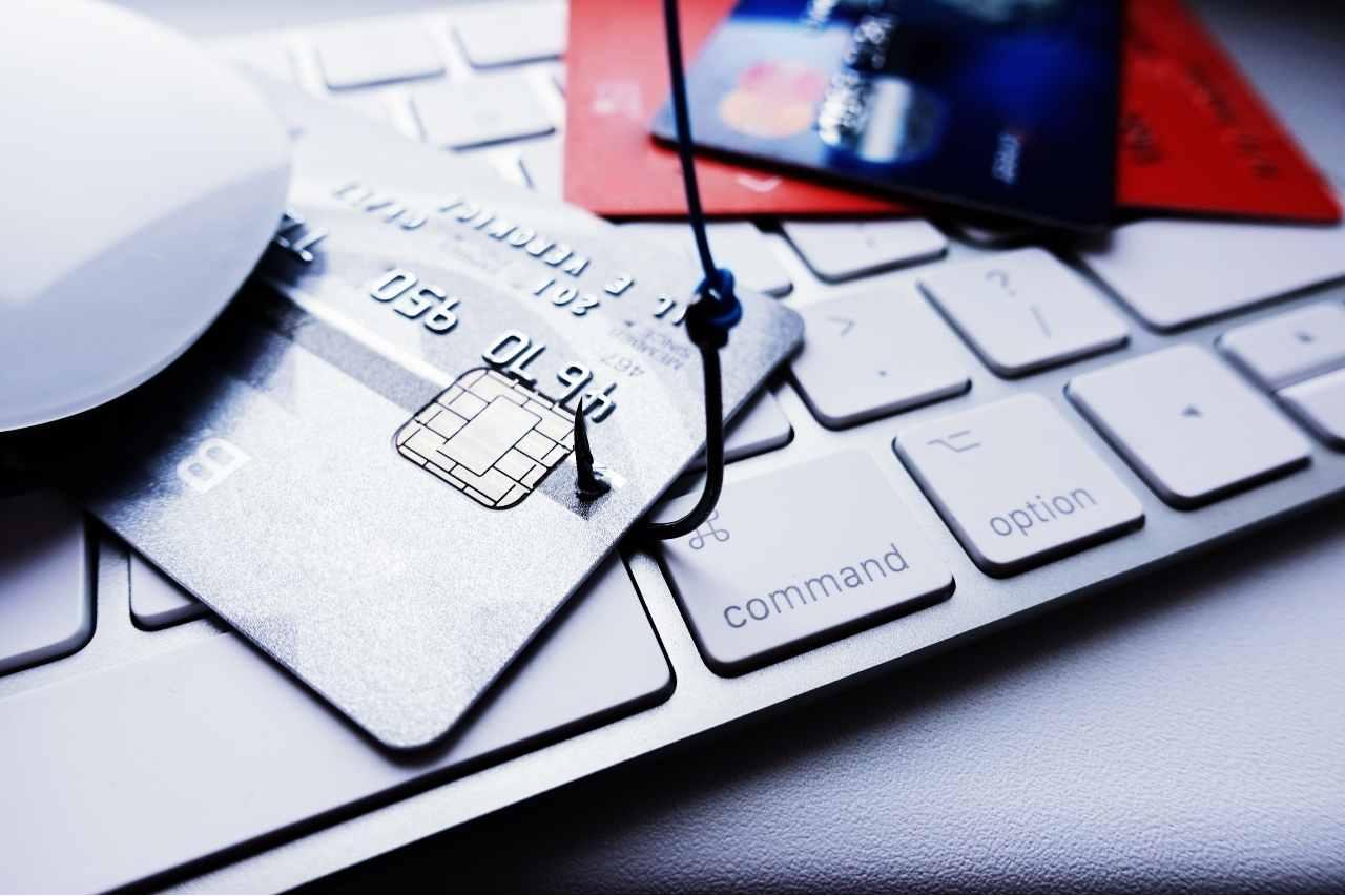Phishing bancario (Adobe Stock)