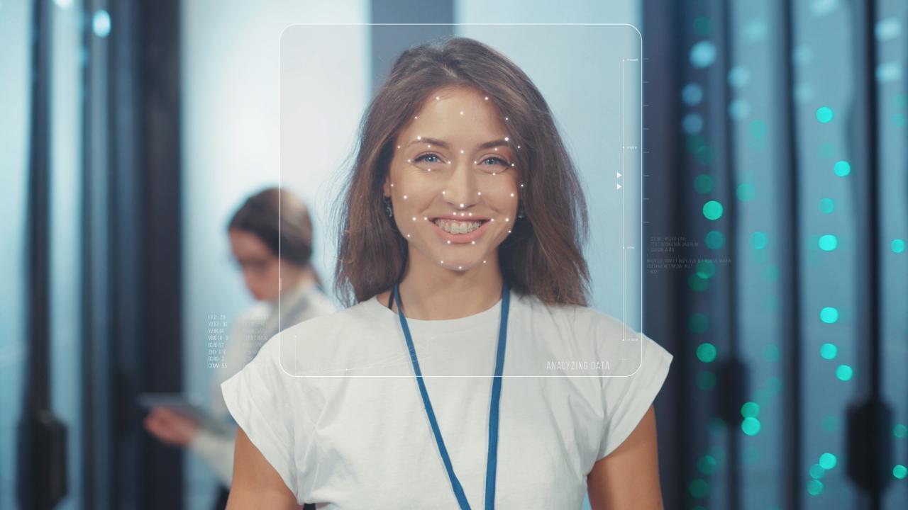 Riconoscimento facciale (Adobe Stock)