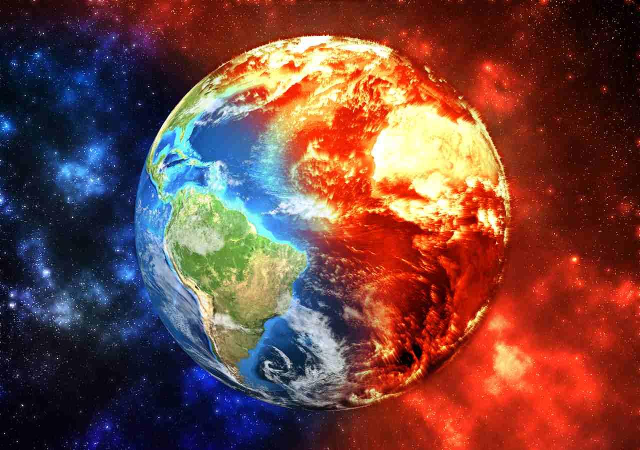 Riscaldamento globale (Adobe Stock)