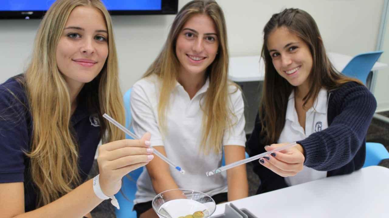 Scienziate di Miami