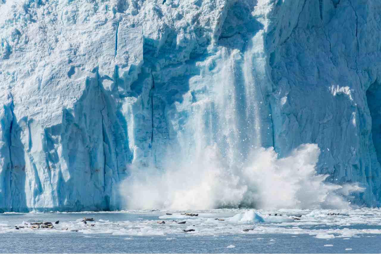 Scioglimento ghiacci (Adobe Stock)