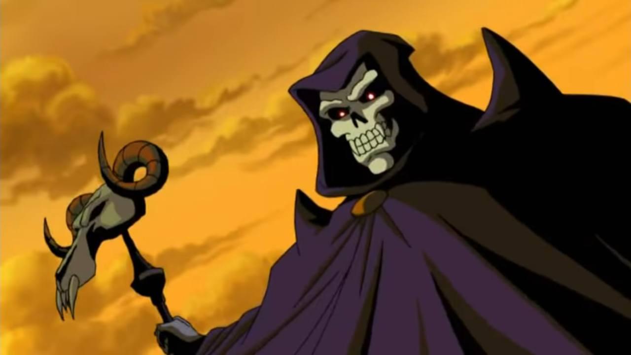 Il malvagio Skeletor