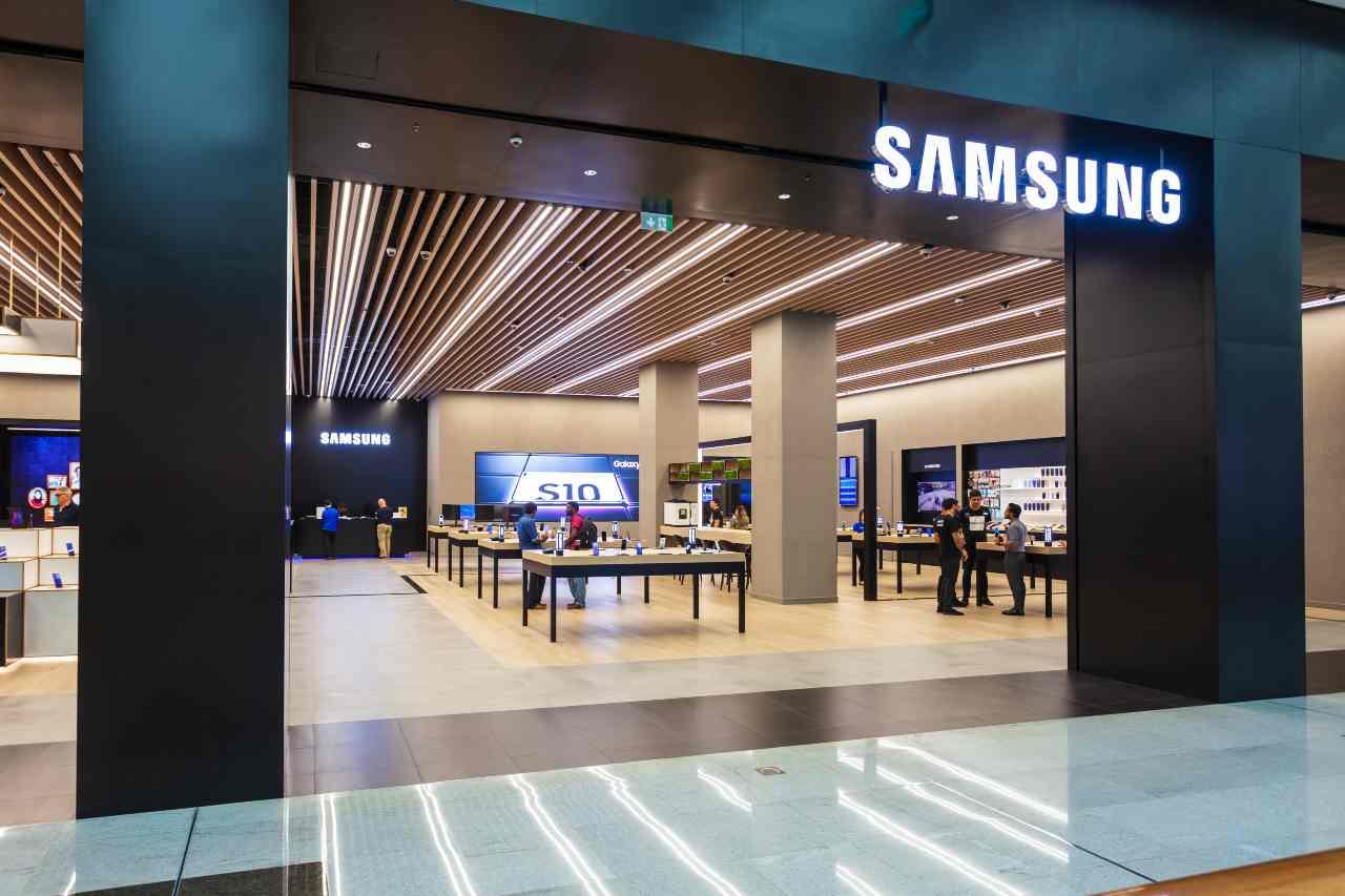 Store Samsung (Adobe Stock)