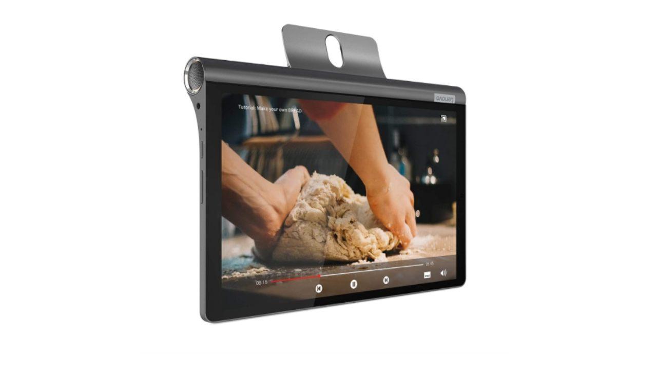 Sistema per appendere il tablet