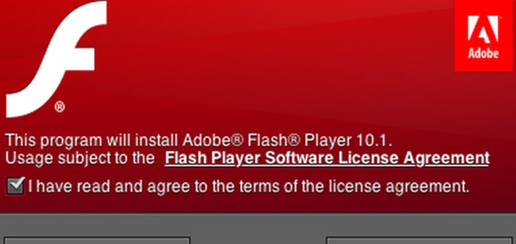 Adobe Flash Player (Foto LaStampa)