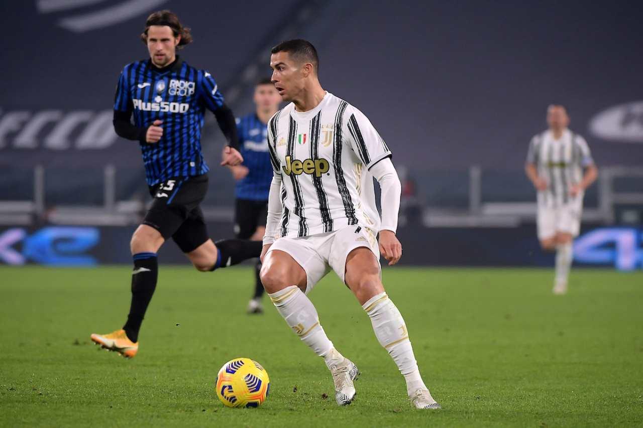 Atalanta-Juventus con l'app ,Mitiga (Foto Calcioefinanza)