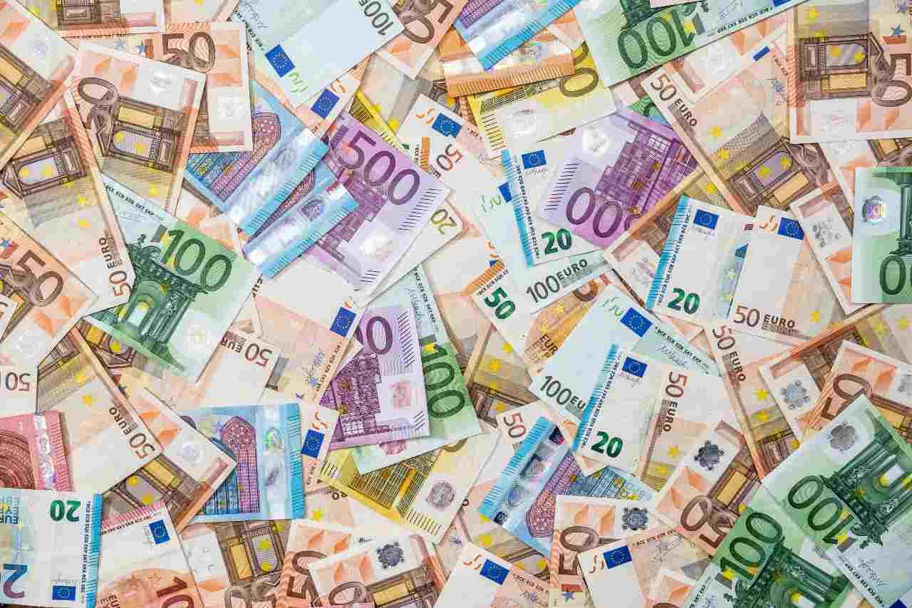 Le banconote dell'euro (Adobe Stock)