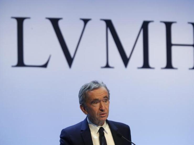 Bernard Arnault (Foto Corriere)