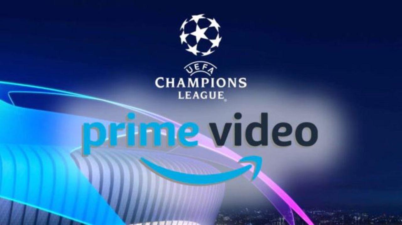 Amazon | la Champions League compresa nell'abbonamento ...