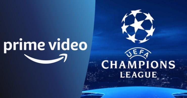 Amazon Prime Video e la Champions League