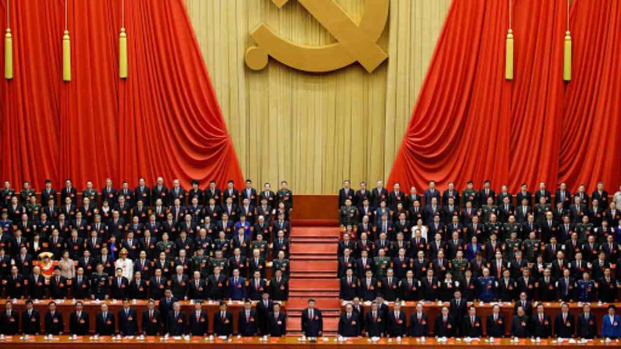 Cina e il covid, report choc (Foto Asianews)