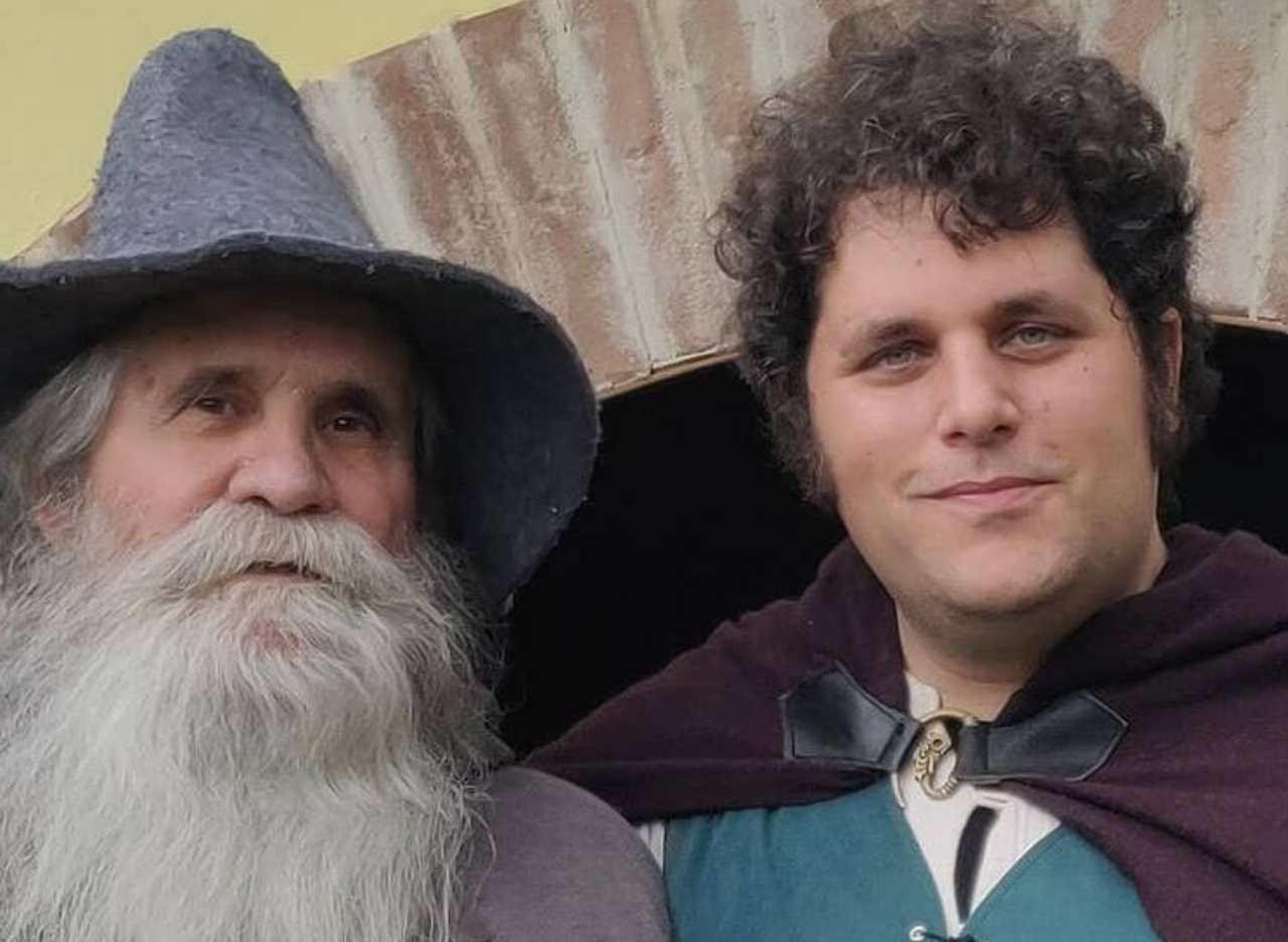 La Conte degli Hobbit in Abruzzo (Foto Instagram)