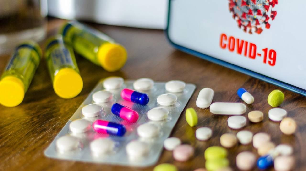 Farmaco anti covid (Foto Wired)