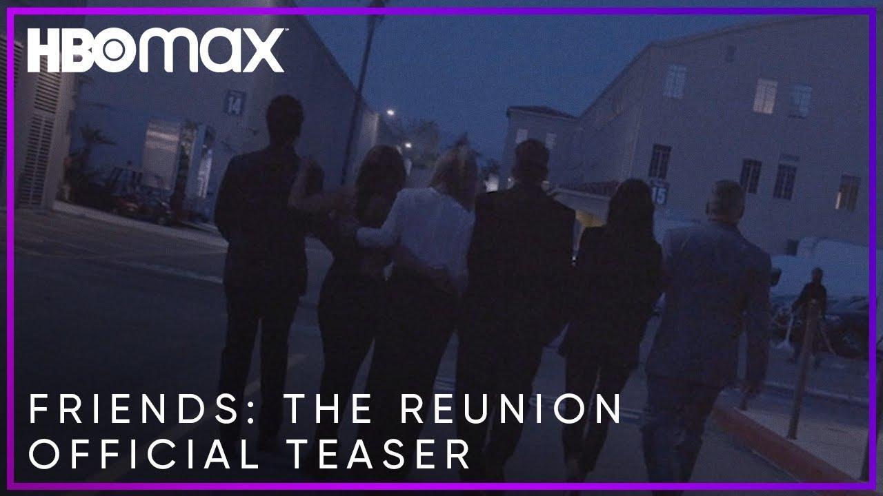 Friends Reunion (Foto ufficiale HBO)