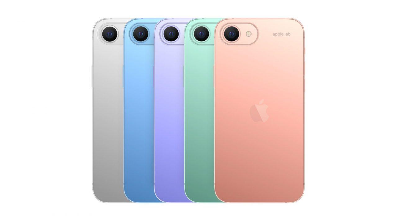iPhone SE senza notch