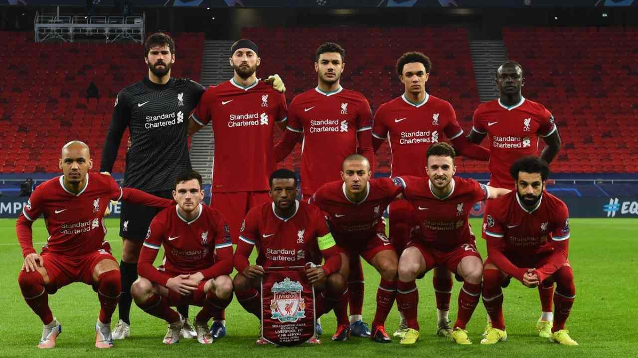Liverpool Fc (Foto sito del club)