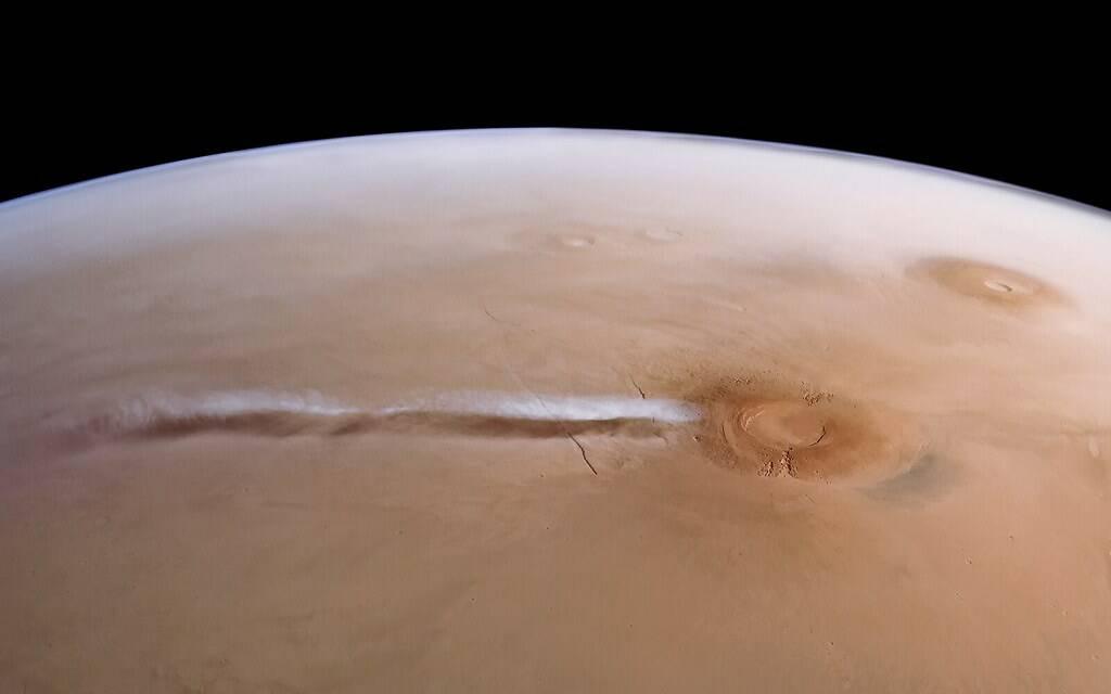 Marte bollente