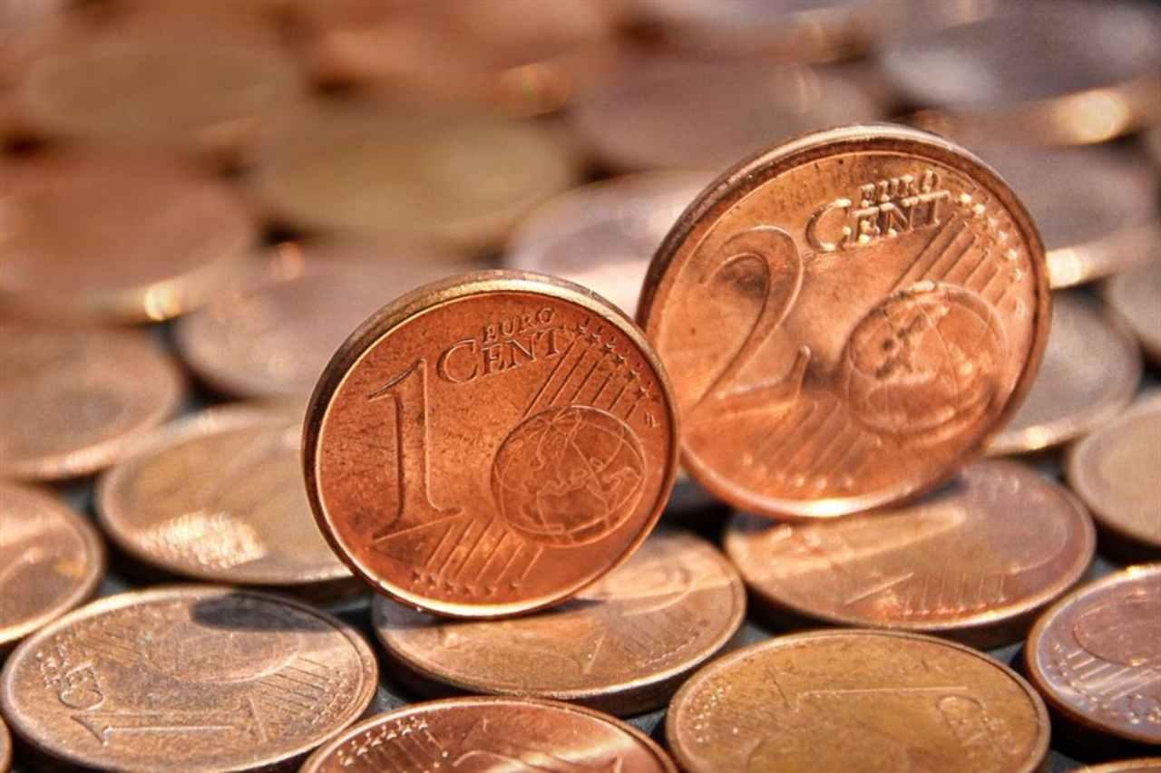 Moneta da due centesimi (Foto Avvenire)