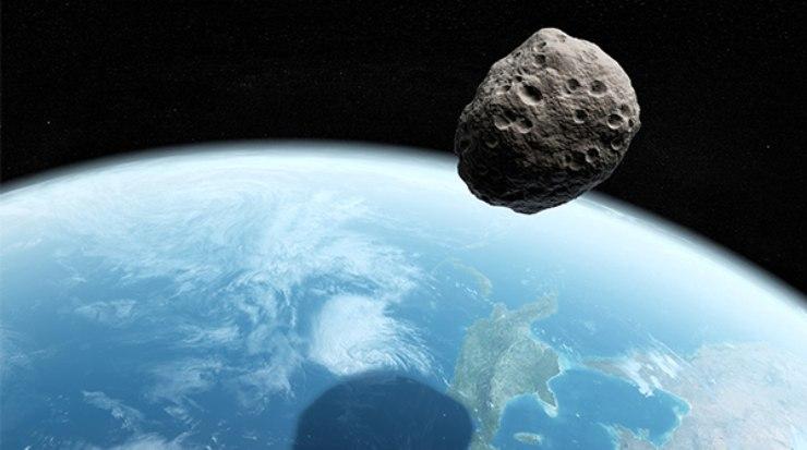 Nasa, simulazione asteroide (Foto Wired)