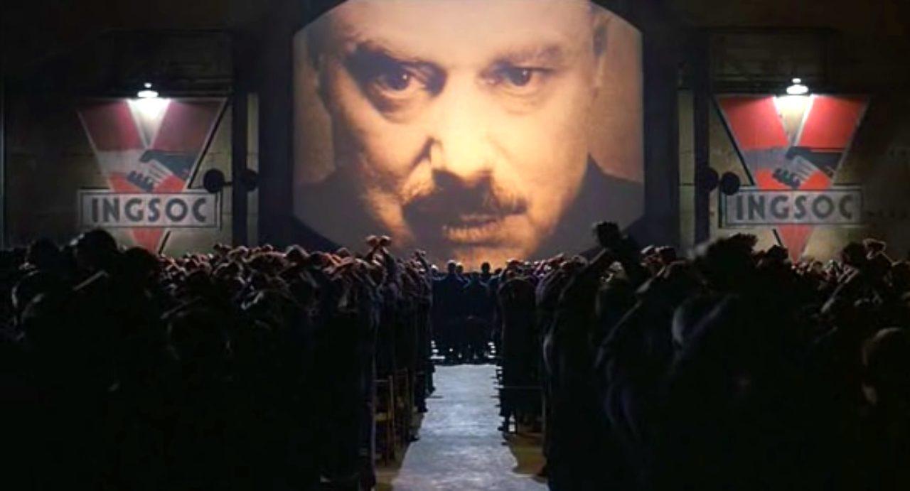 Microsoft teme un futuro alla Orwell (Foto Wikipedia)