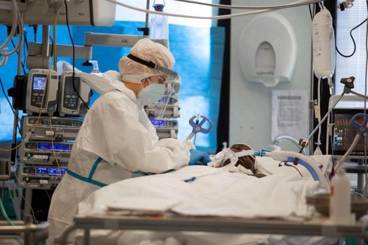 Pandemia covid (Foto Avvenire)