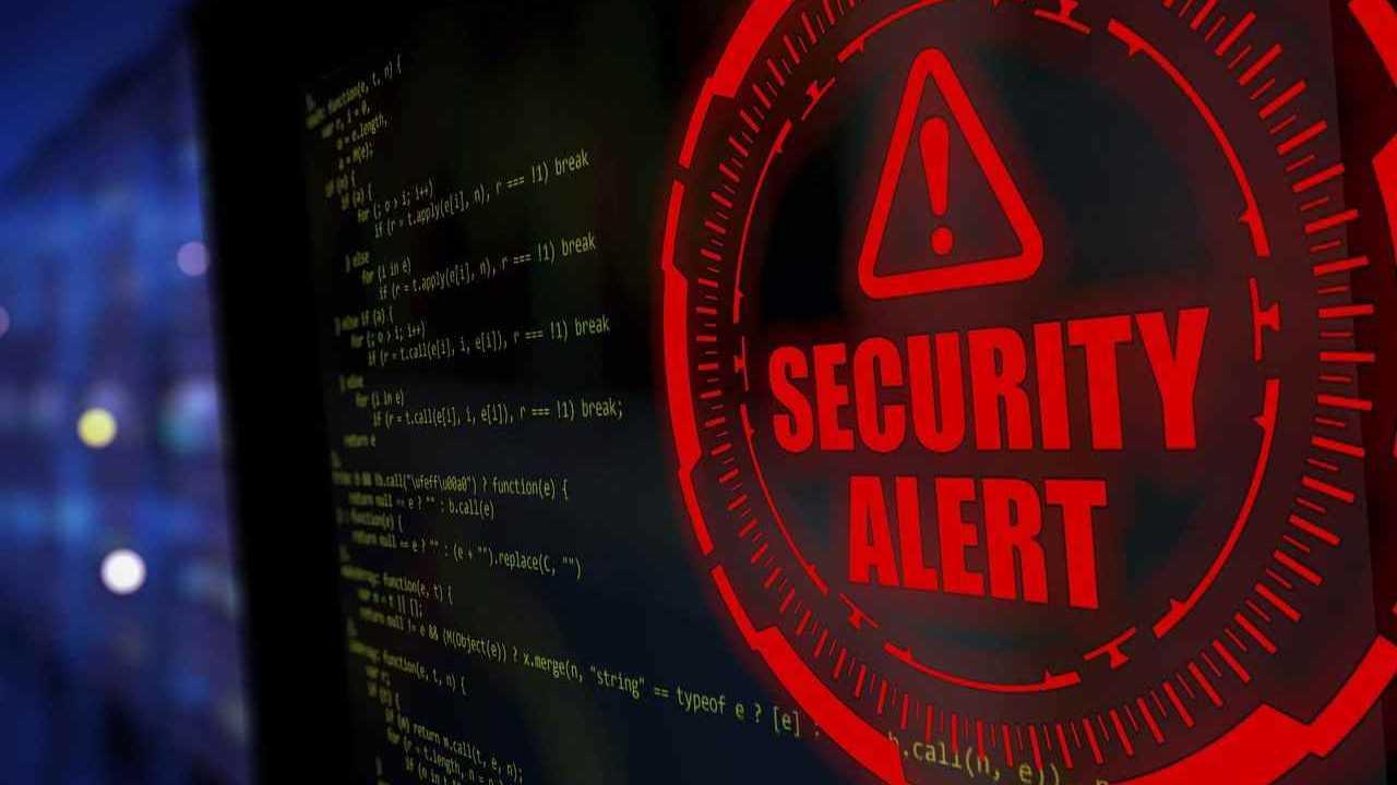 Allarme sicurezza