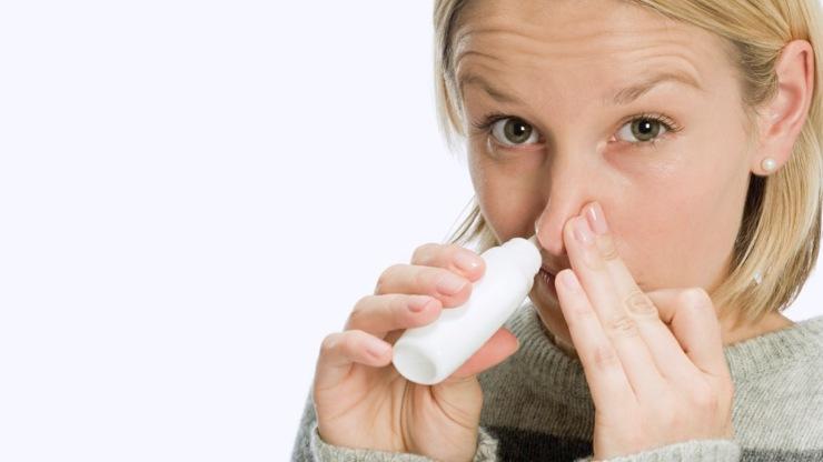 Spra nasale anti covid (Foto Wired)