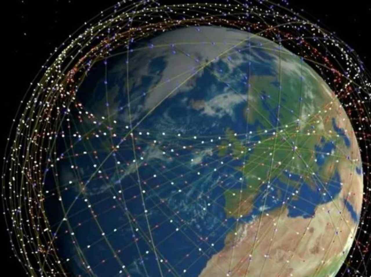 Starlink bloccato da Viasat (Foto Corriere)