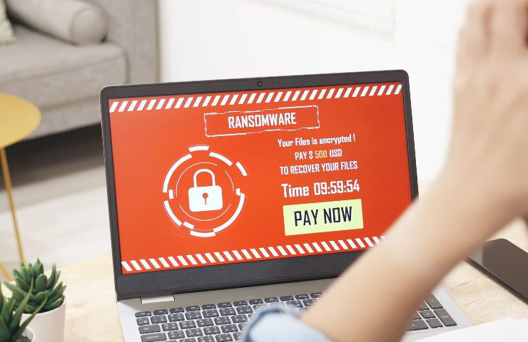 telelavoro cybersecurity ransomware