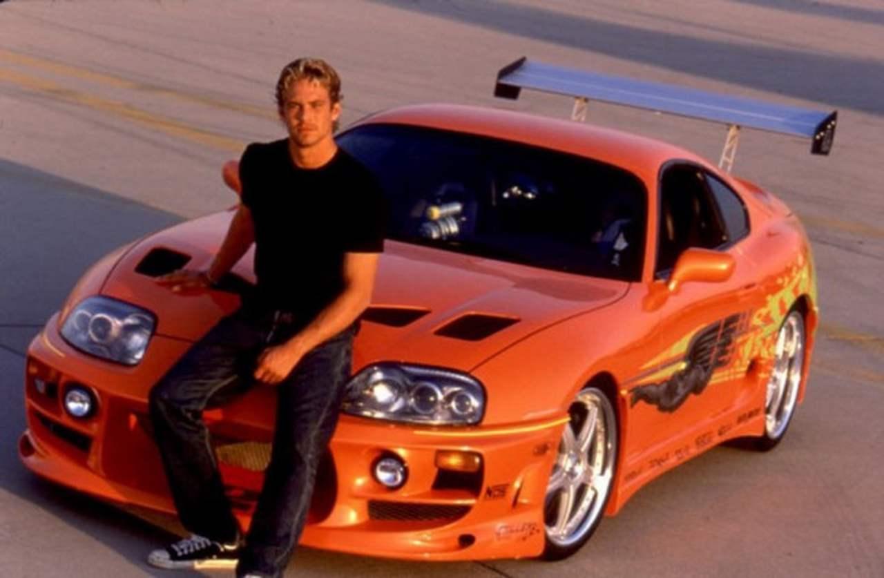 Toyota Supra di Paul Walker in Fast and Furious