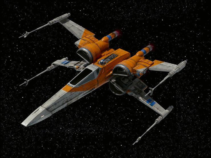 Star Wars: un X-Wing