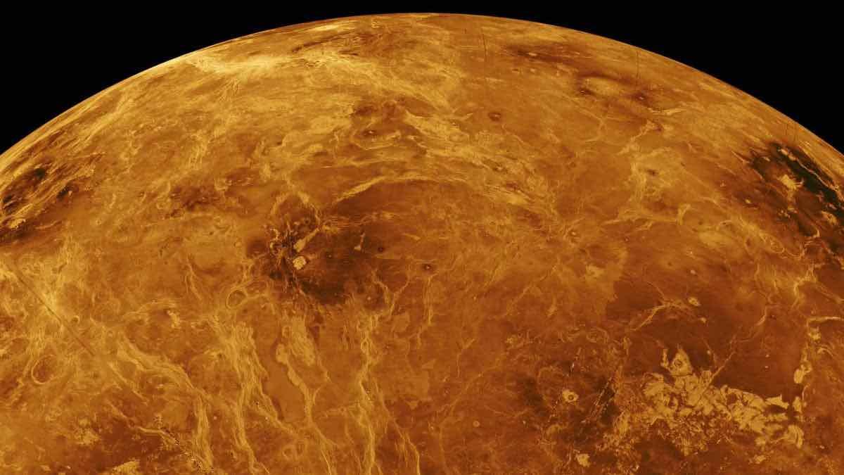Envision: l'Italia vola su Venere