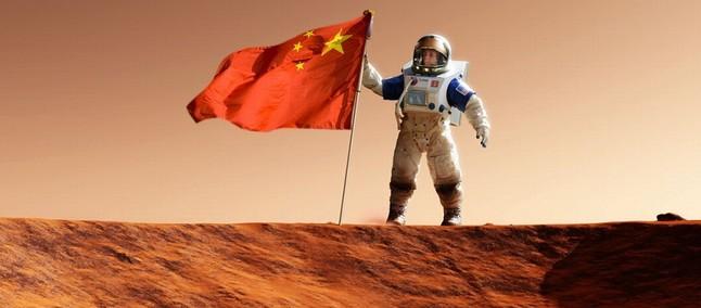 La Cina porterà il primo uomo su Marte