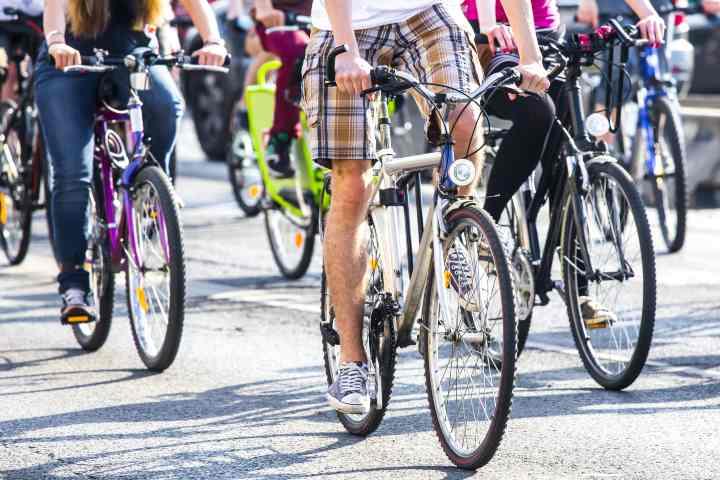 Vodafone biciclette