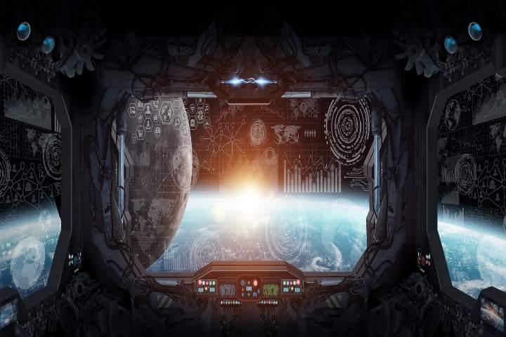 Cina spazio