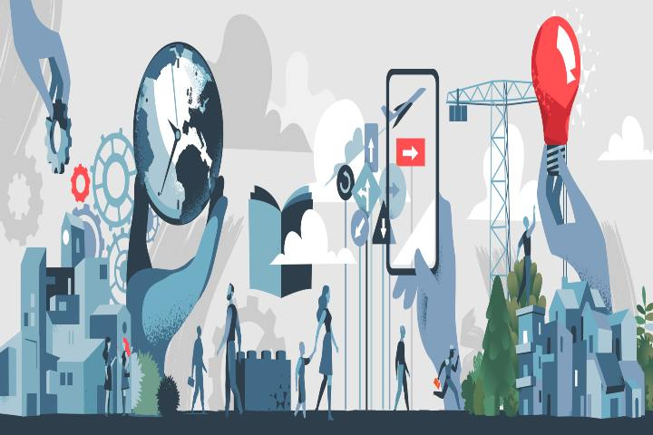 Città tecnologiche
