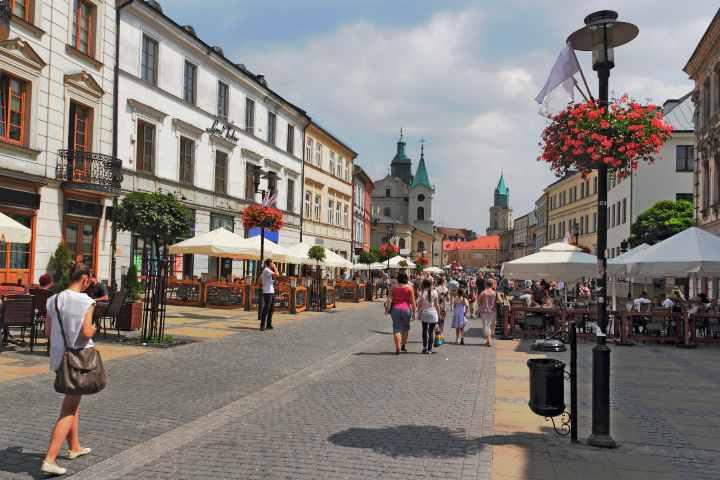 Vilnius Lublino