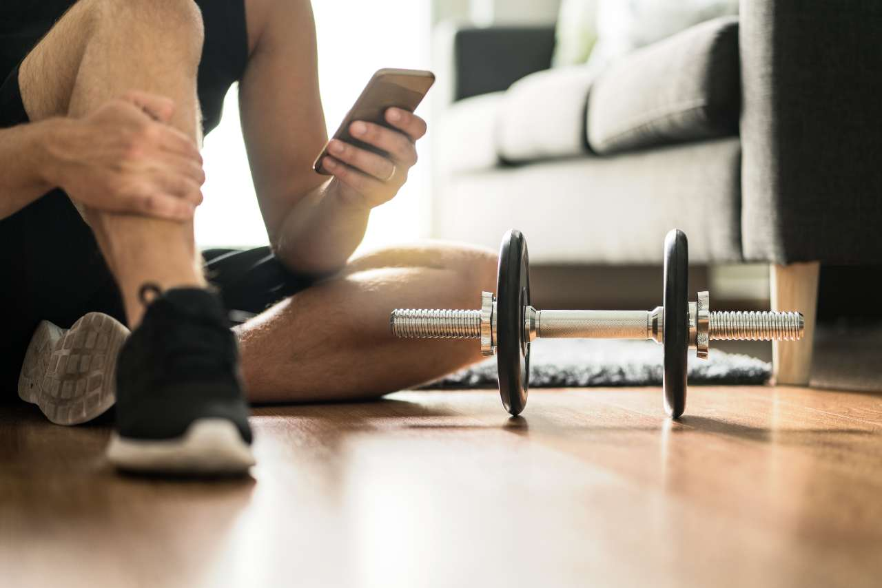 App per il fitness, attenzione! (Adobe Stock)