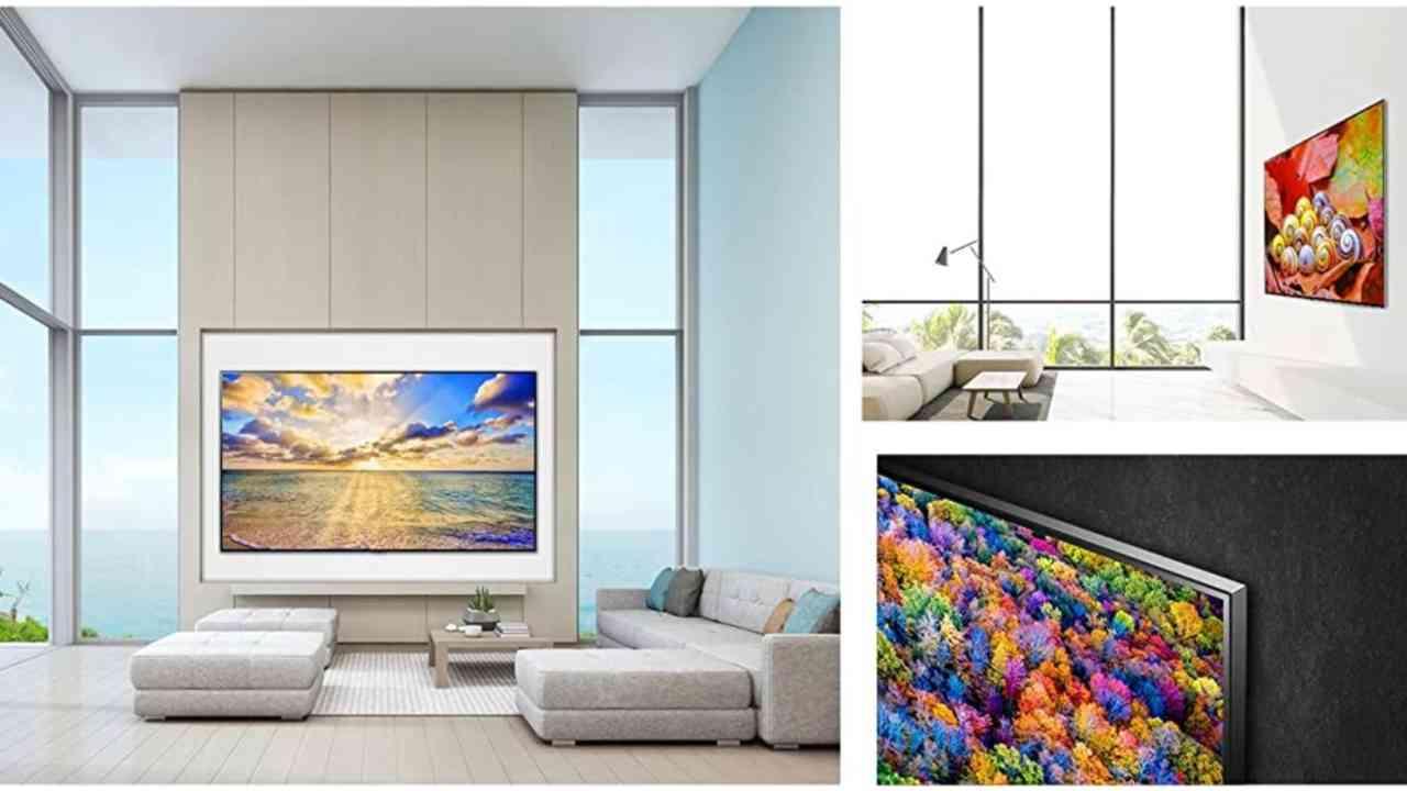 TV LG NanoCell