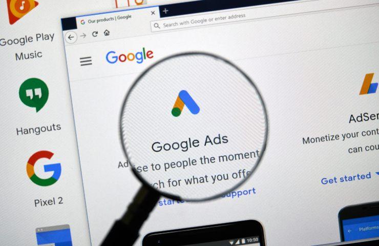 Francia multa Google Ads (Adobe Stock)