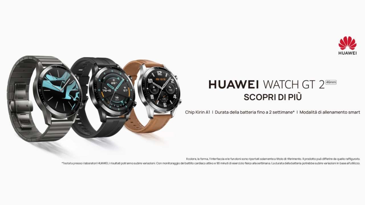Modelli Watch GT 2